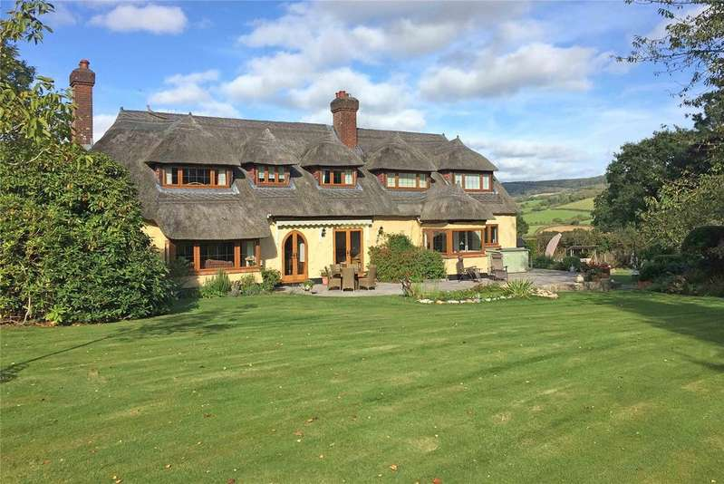 4 Bedrooms Detached House for sale in Shepherds Lane, Colaton Raleigh, Sidmouth, Devon