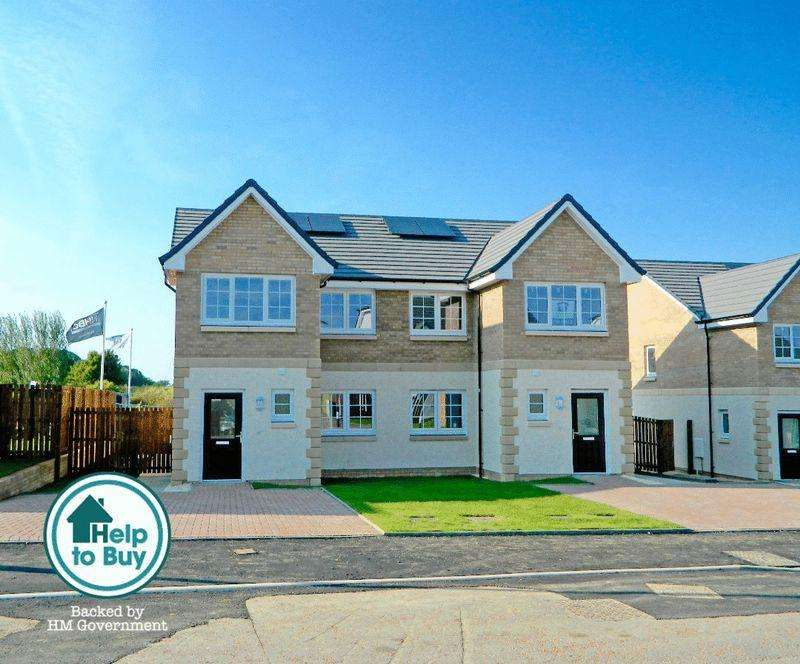3 Bedrooms Semi-detached Villa House for sale in Shanter Crescent, Drongan