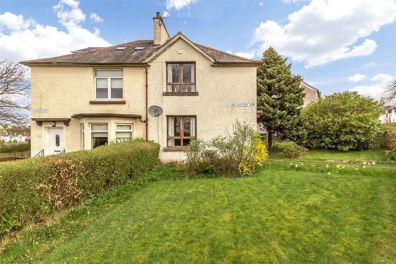 3 Bedrooms Semi Detached House for sale in 272 Bellahouston Drive, Glasgow, Lanarkshire, G52
