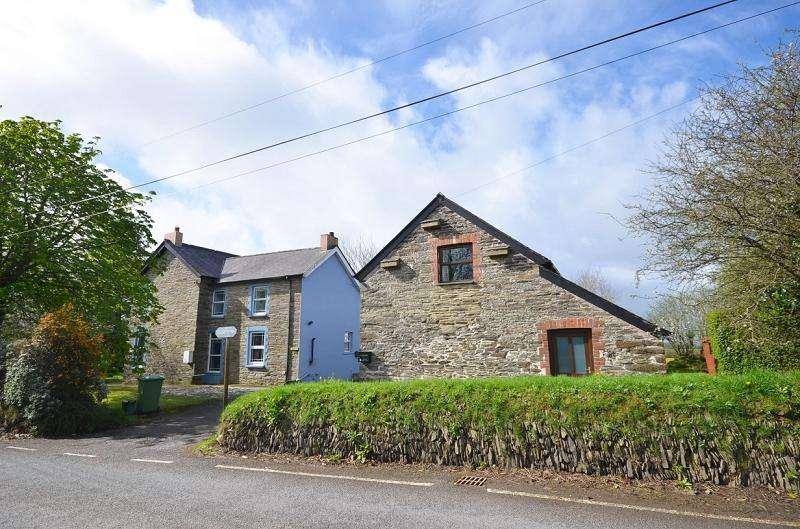 5 Bedrooms Land Commercial for sale in Aurfryn , Beulah Road, Bryngwyn, Newcastle Emlyn, Ceredigion. SA38 9QA
