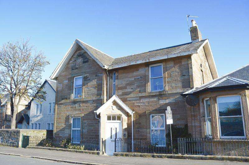 2 Bedrooms Ground Flat for sale in Charlotte Street, Ayr