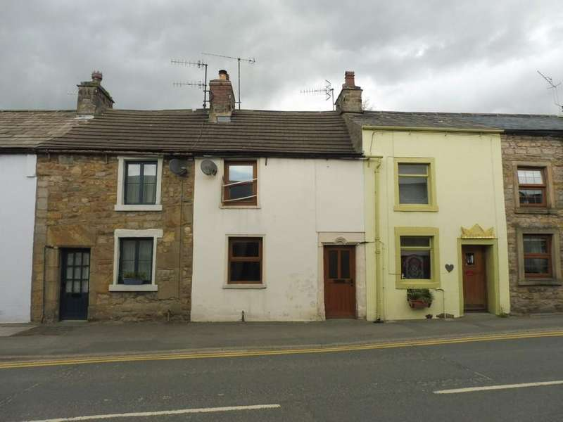 2 Bedrooms Terraced House for sale in 4 Ashfield Cottages, in Street, Bentham
