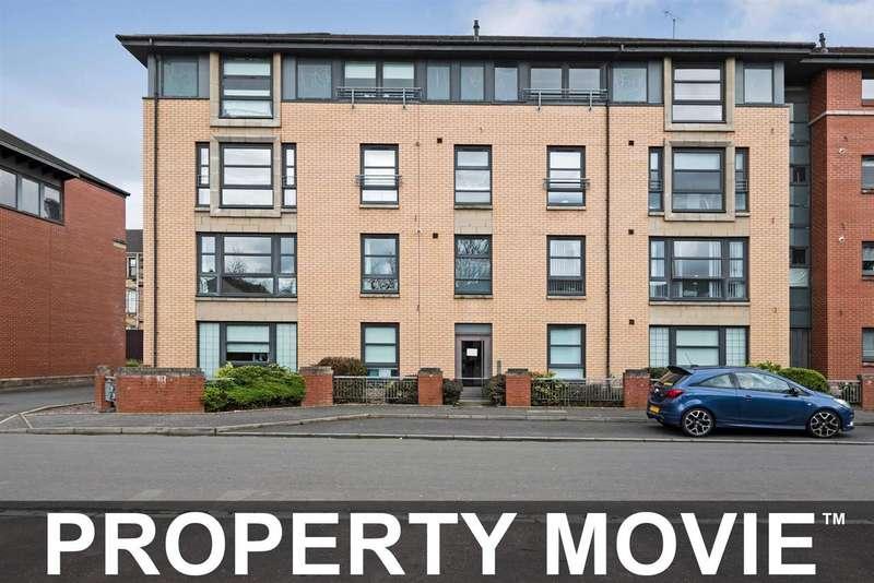 1 Bedroom Flat for sale in 3/1 132 Medwyn Street, Victoria Park Mews, Whiteinch, Glasgow, G14 9QL