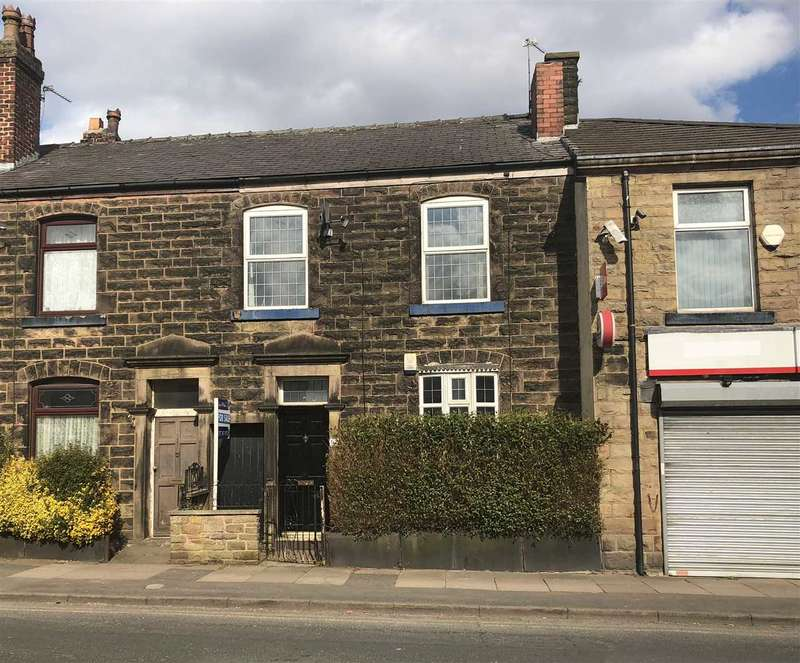 3 Bedrooms Terraced House for sale in Chorley Road, Adlngton