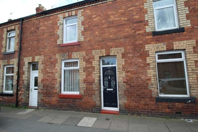 2 Bedrooms Property for sale in Blackwell Road, Carlisle, CA2