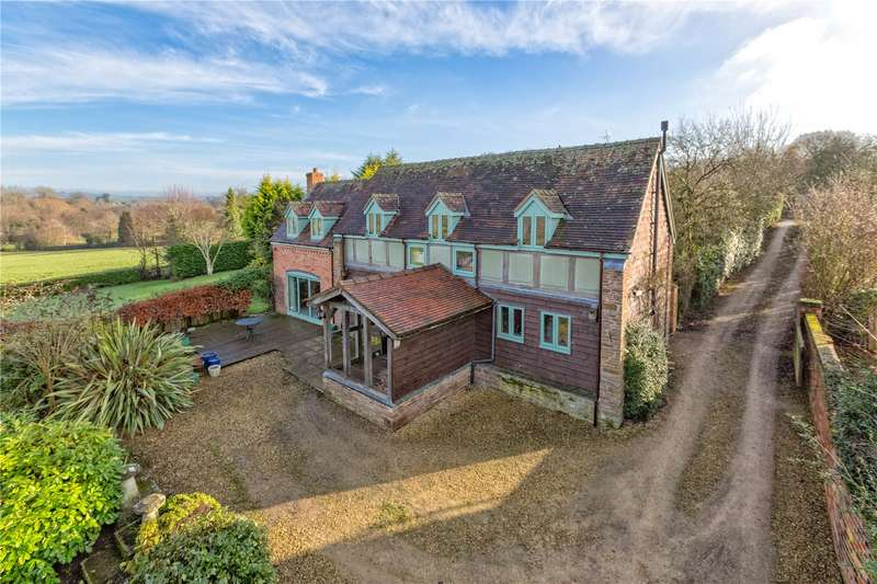 3 Bedrooms Barn Conversion Character Property for sale in Old Orchard, Bleathwood, Ludlow, Shropshire, SY8