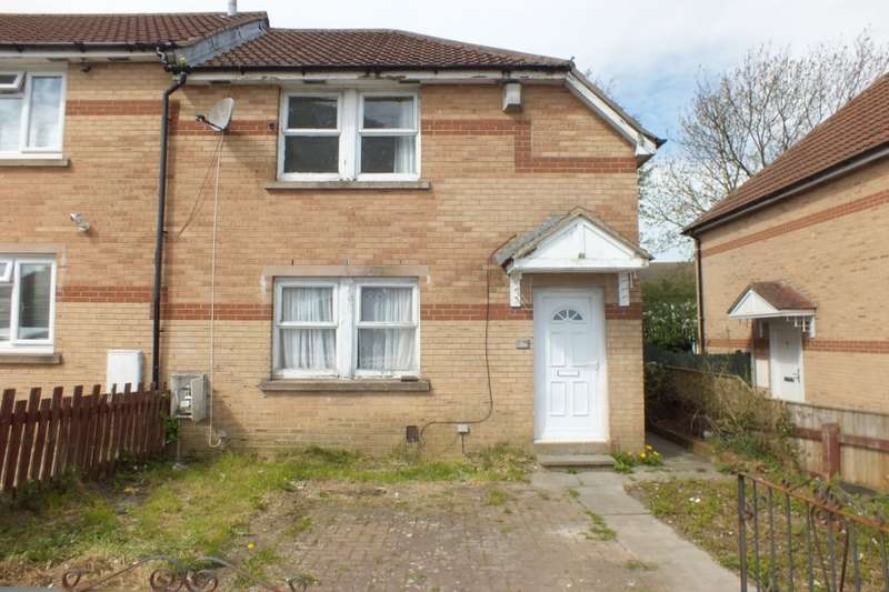 2 Bedrooms Semi Detached House for sale in Fouracres Road, Newcastle Upon Tyne, NE5