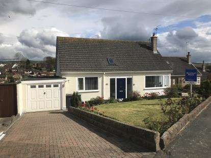 4 Bedrooms Detached House for sale in Glas Coed, Llandudno Junction, Conwy, North Wales, LL31