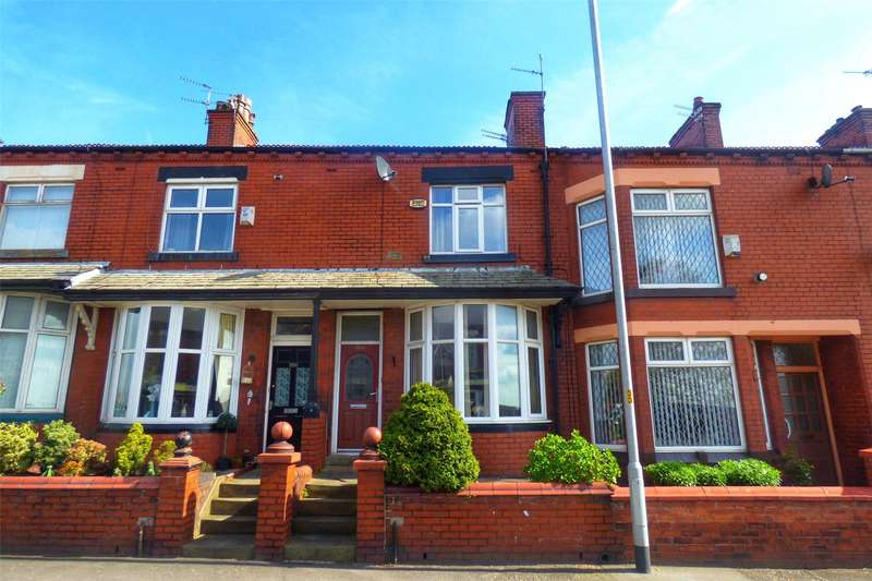 2 Bedrooms Terraced House for sale in Middleton Road, Chadderton, Oldham, Greater Manchester, OL9