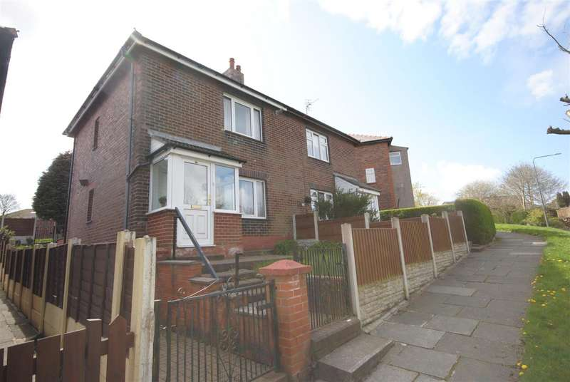 3 Bedrooms Semi Detached House for sale in Alma Walk, Upholland, Wigan.