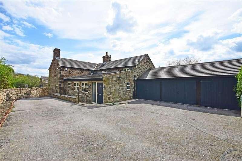 4 Bedrooms Detached House for sale in Moor Lane, Birdwell, Barnsley, S70