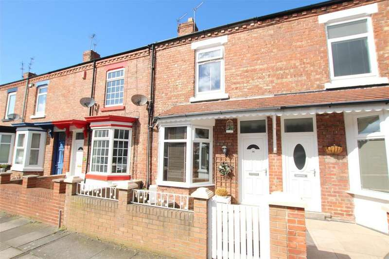 2 Bedrooms Terraced House for sale in Vine Street, Darlington