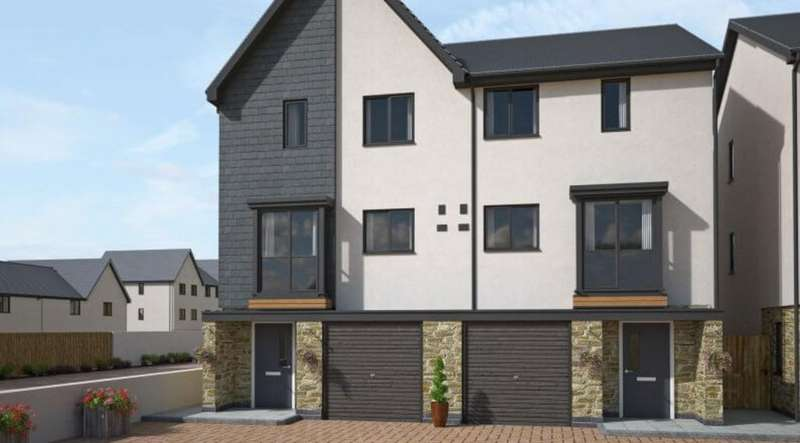 4 Bedrooms Semi Detached House for sale in Condor Special ll, Plymouth