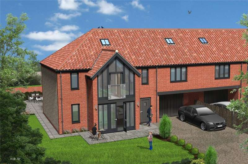 5 Bedrooms House for sale in Catherine Place, North Street, Burnham Market, King's Lynn, PE31