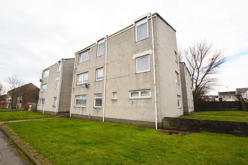2 Bedrooms Flat for sale in 46b Raise Street, SALTCOATS, KA21 5JE
