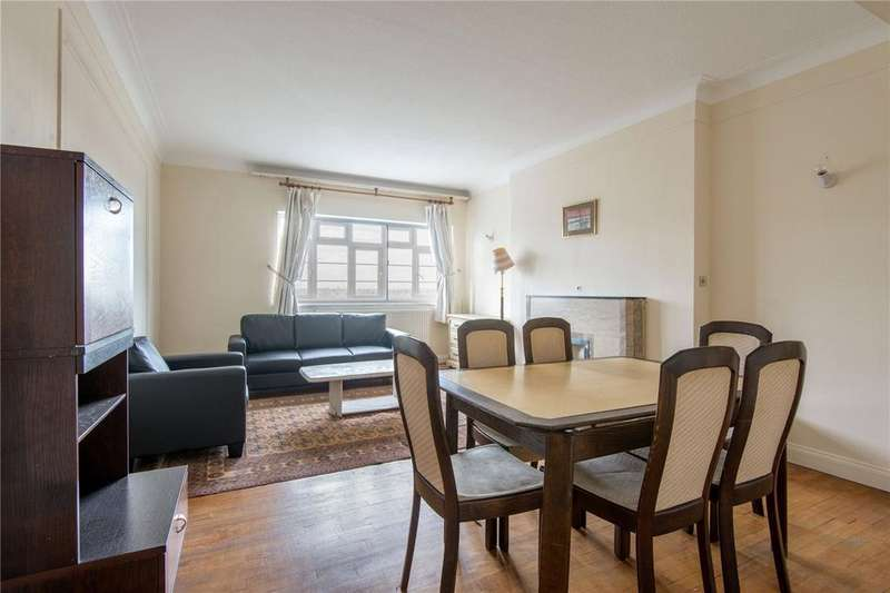4 Bedrooms Flat for sale in Regency Lodge, Adelaide Road, Swiss Cottage, London, NW3