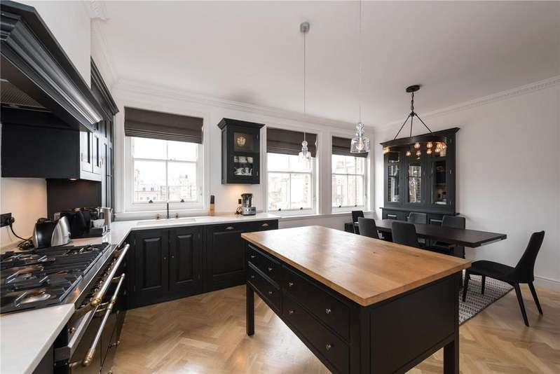 3 Bedrooms Flat for sale in Devonshire Street, London