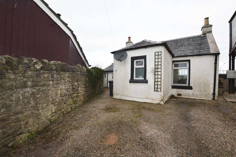 1 Bedroom Cottage House for sale in 9 Highfield, DALRY, KA24 4HP