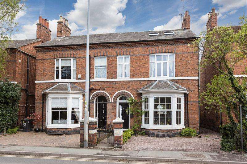 5 Bedrooms Unique Property for sale in Wellington Road, Nantwich