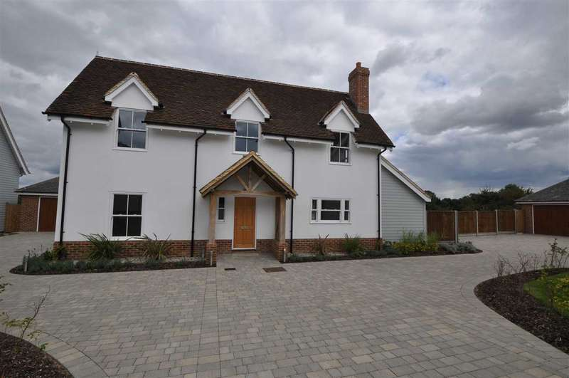 4 Bedrooms Detached House for sale in The Paddocks, Southend Road, Chelmsford