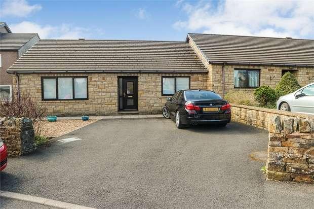 2 Bedrooms Semi Detached Bungalow for sale in Fletcher Hill Park, Kirkby Stephen, Cumbria