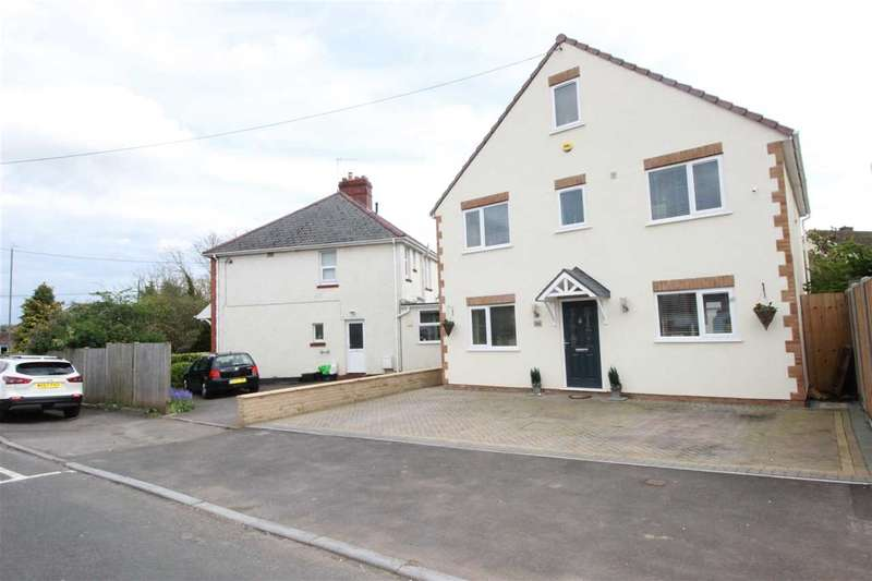 4 Bedrooms Detached House for sale in Poplar Road, Warmley, Warmley