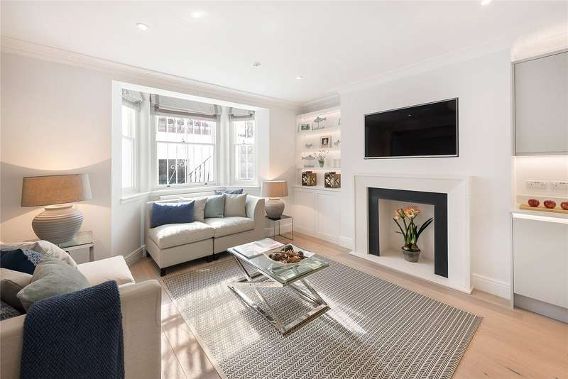 2 Bedrooms Flat for sale in Callow Street, Chelsea, London, SW3