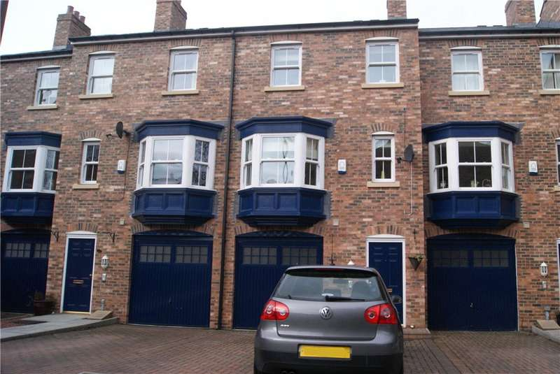 3 Bedrooms Terraced House for sale in Dalton Crescent, Durham, Durham, DH1
