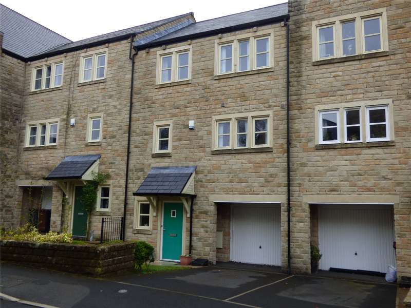 4 Bedrooms Terraced House for sale in Rimmon Close, Greenfield, Saddleworth, Greater Manchester, OL3