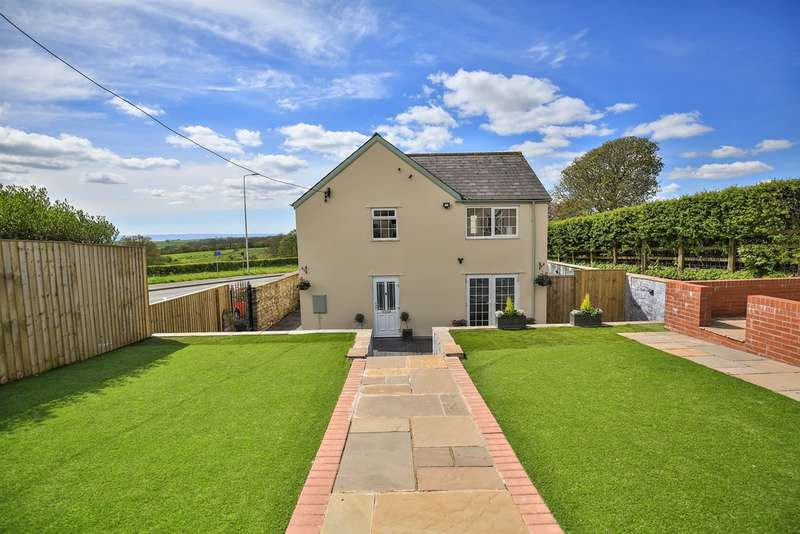 4 Bedrooms Cottage House for sale in Hill Cottage, Bonvilston, Cardiff