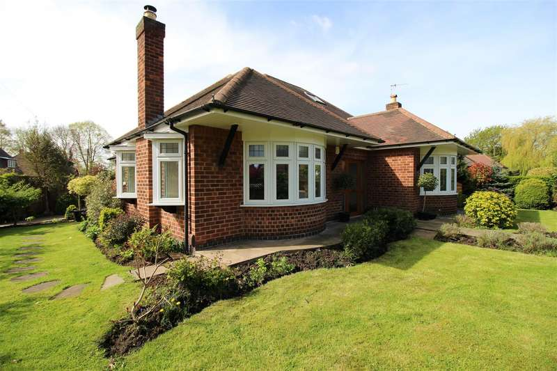 4 Bedrooms Detached House for sale in Trowell Road, Wollaton