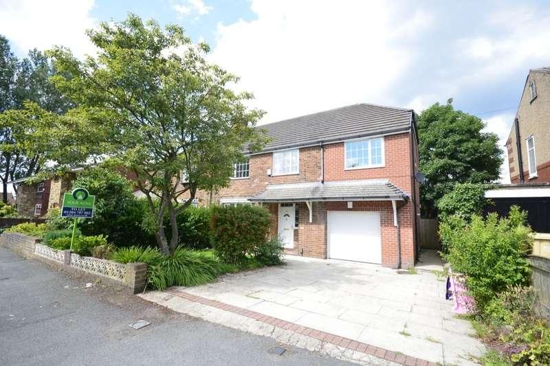 4 Bedrooms Semi Detached House for sale in Kildare Street, Farnworth, Bolton, BL4