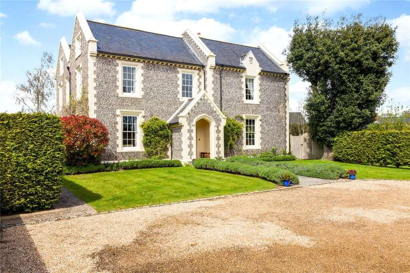7 Bedrooms Detached House for sale in Church Lane, Oving, Chichester, West Sussex, PO20