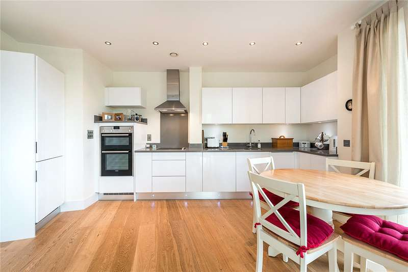 1 Bedroom Flat for sale in Mill Lane, West Hampstead, London, NW6
