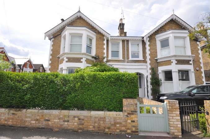 4 Bedrooms Semi Detached House for sale in Sutton Lane North, Chiswick