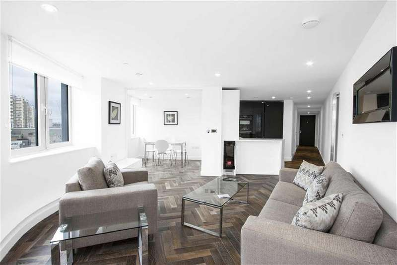 2 Bedrooms Apartment Flat for sale in City Road, Islington, London