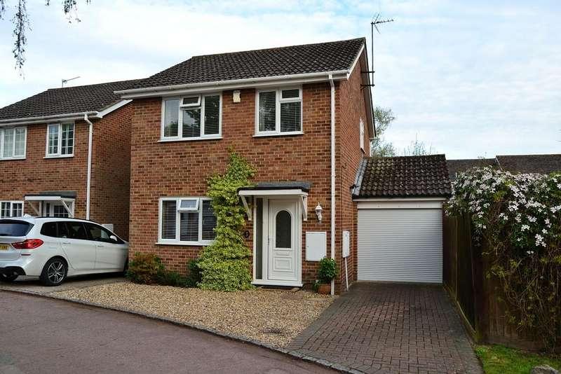 3 Bedrooms Link Detached House for sale in Felixstowe Close, Lower Earley, Reading, Berkshire, RG6 3UF