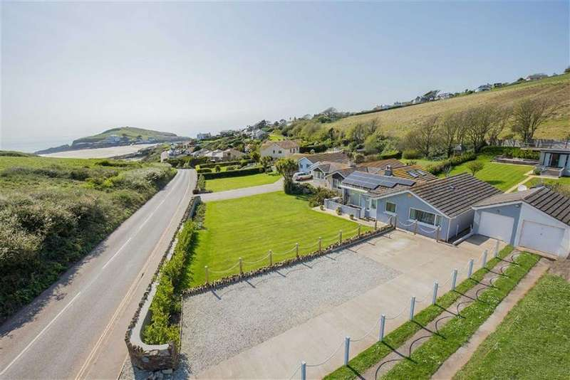4 Bedrooms Bungalow for sale in Bigbury On Sea, Kingsbridge, Devon, TQ7