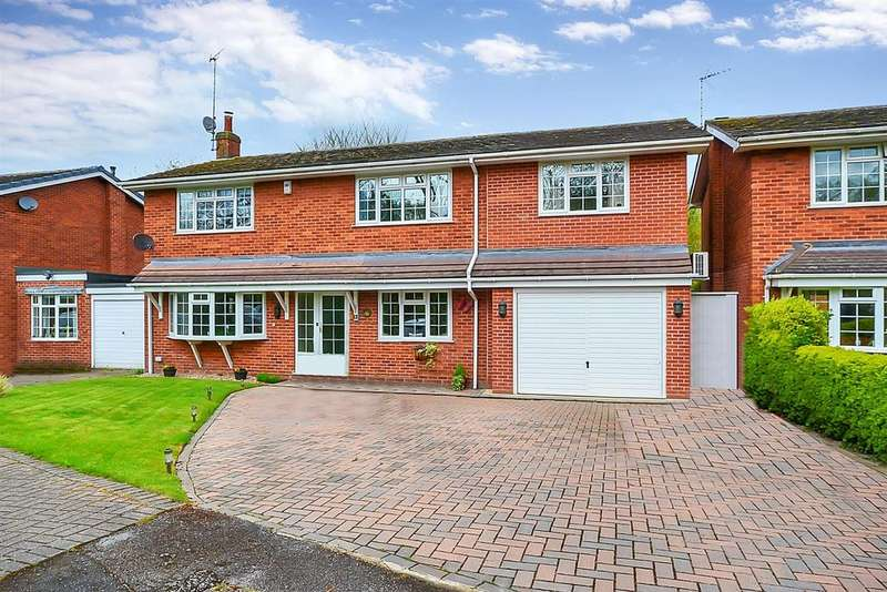 5 Bedrooms Detached House for sale in Meadow View, Southwell