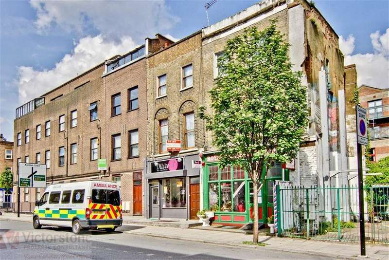 2 Bedrooms Terraced House for sale in Royal College Street, Camden, London