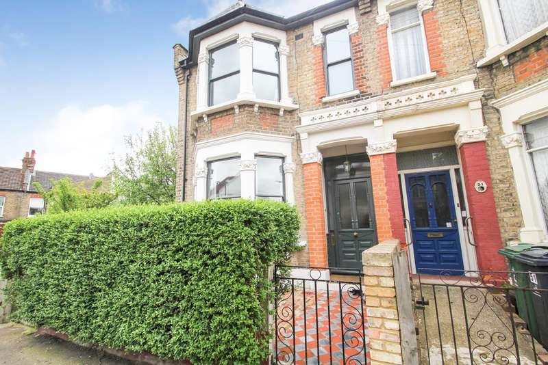3 Bedrooms End Of Terrace House for sale in Beacontree Road, Leytonstone, London, E11