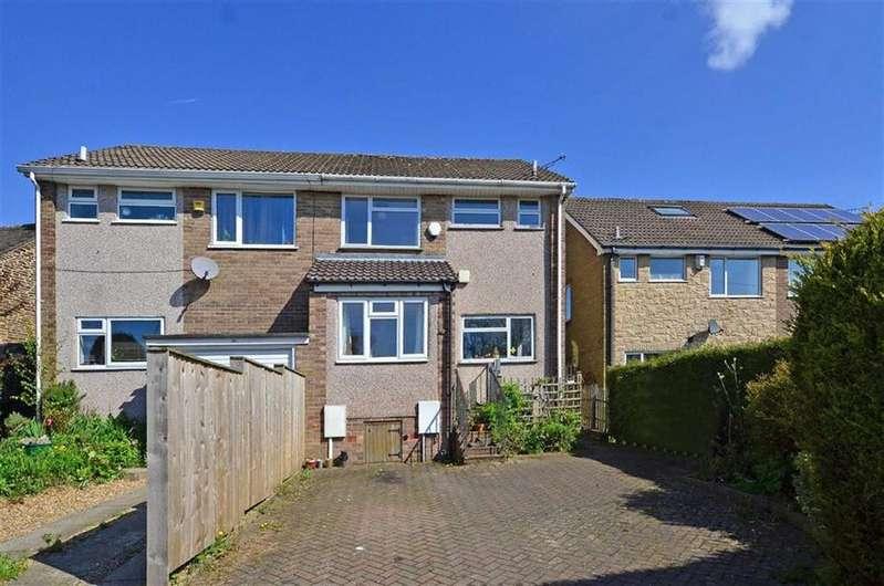 4 Bedrooms Semi Detached House for sale in 10, Carr Lane, Dronfield Woodhouse, Dronfield, Derbyshire, S18