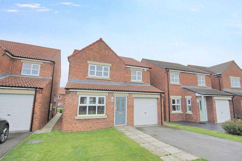 4 Bedrooms Detached House for sale in The Forge, Brotton