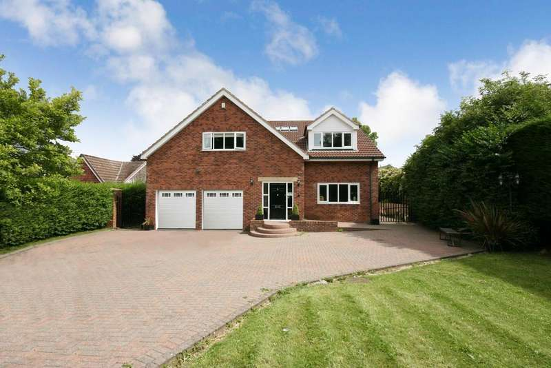 5 Bedrooms Detached House for rent in Western Way, Darras Hall, Ponteland, Newcastle upon Tyne, NE20