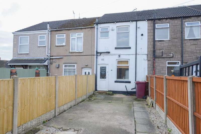 2 Bedrooms Terraced House for sale in Thanet Street, Clay Cross, Chesterfield