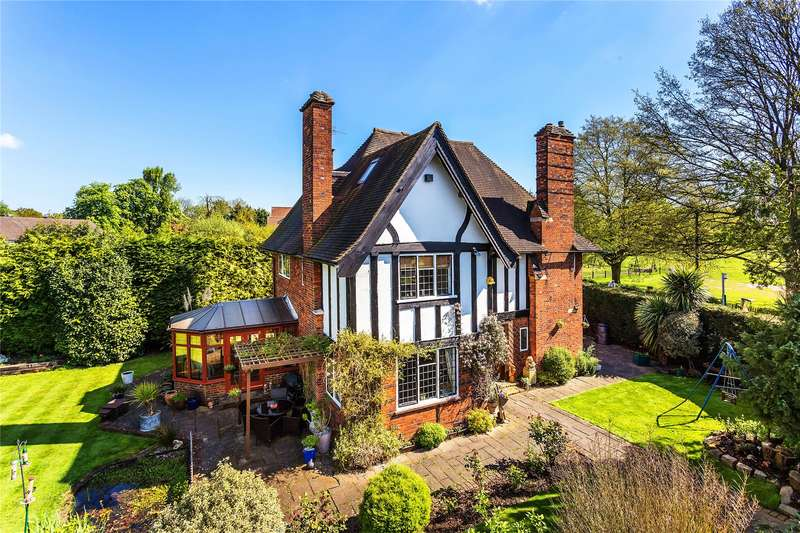 6 Bedrooms Detached House for sale in Madeira Road, West Byfleet, Surrey, KT14