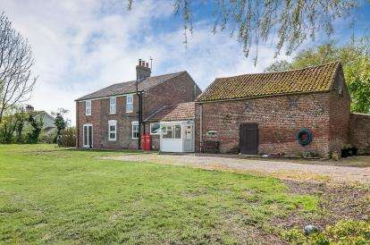 6 Bedrooms Detached House for sale in Dowdyke Road, Sutterton, Boston, Lincolnshire
