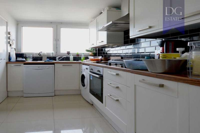 2 Bedrooms Flat for sale in Commerce Road, Wood Green