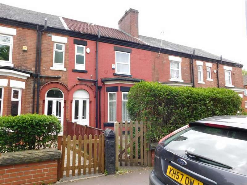 4 Bedrooms Terraced House for sale in Richmond Grove, Manchester