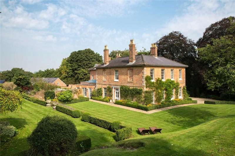 7 Bedrooms Detached House for sale in East Shefford, Hungerford, Berkshire